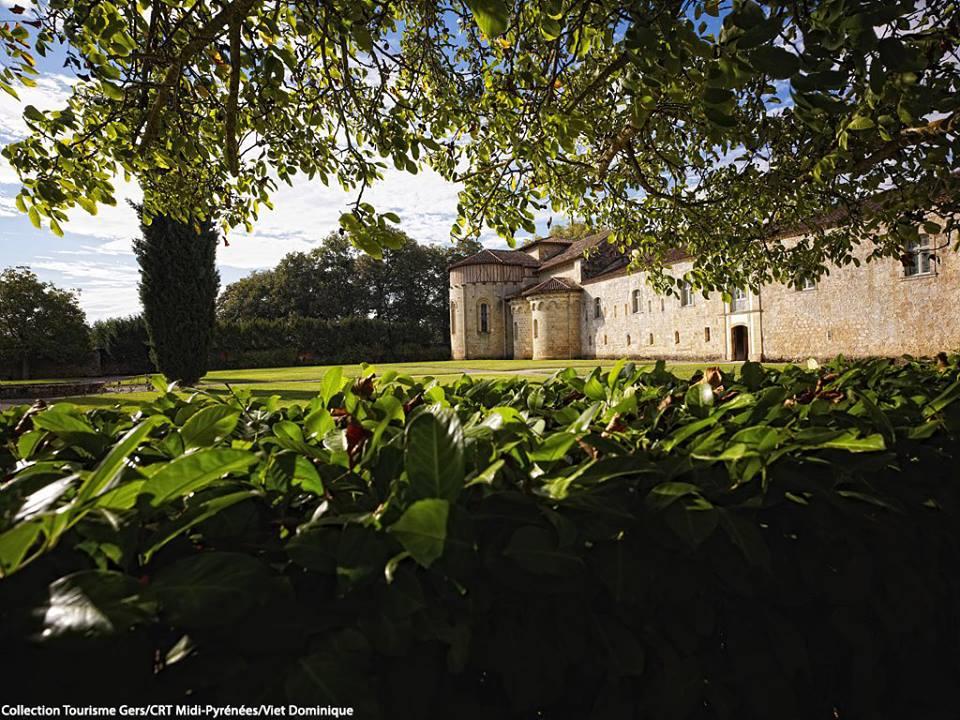 Abbaye de Flaran-2